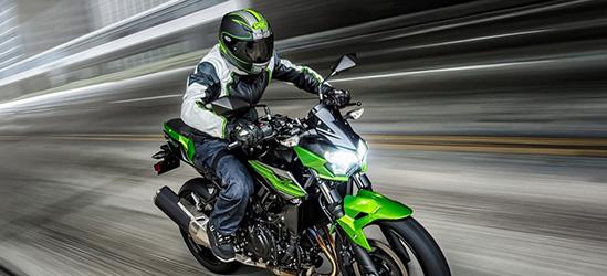 Kawasaki Z 400 2019