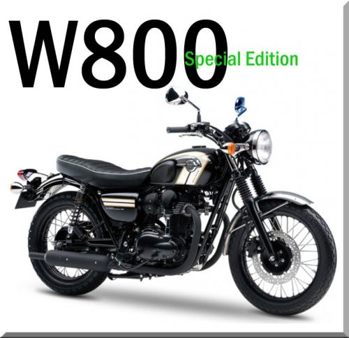 W800 Special Edition